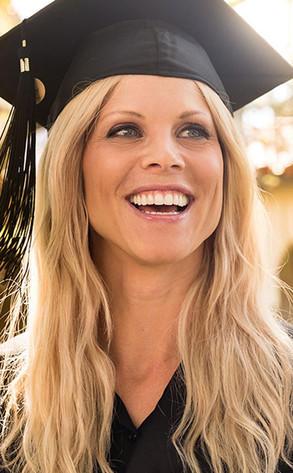 Elin Nordegren Graduates!