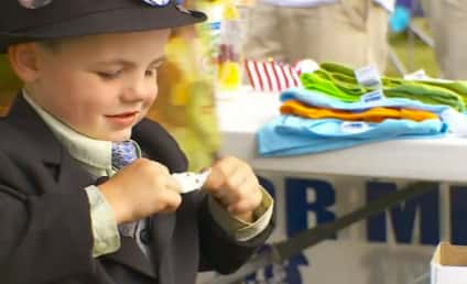 Bobby Tufts, 4, Reelected Mayor of Minnesota Town