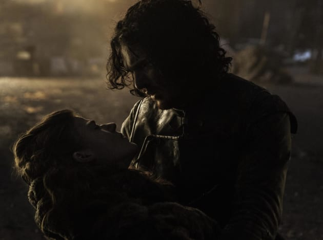 Rest in Peace, Ygritte