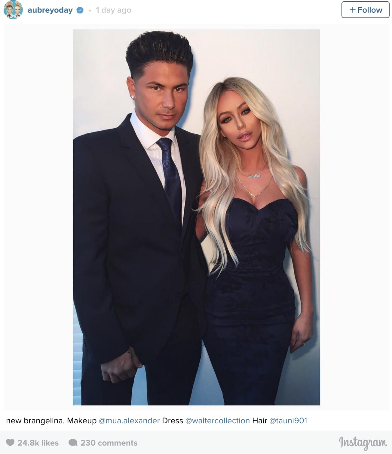 Pauly d aubrey oday reality tv show on the way the hollywood aubrey oday and pauly d use a lot of filters winobraniefo Images