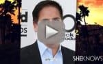 Mark Cuban Speaks on Donald Sterling Ban