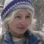 Ami Brown in the Snow
