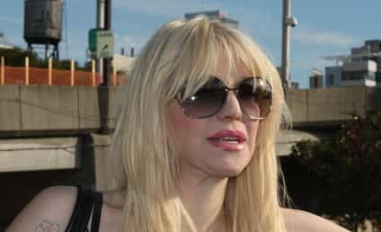 Courtney Love: Nude, Disturbing on Facebook
