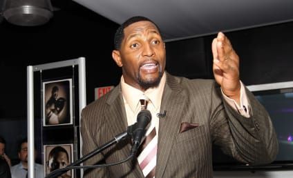 Anna Burns Welker Rips Ray Lewis: Six Kids! One Murder Charge!