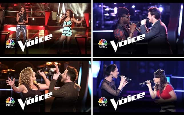Brittnee camelle vs melissa jimenez give it to me right the voic