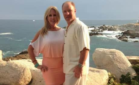 Vicki Gunvalson and Brooks Ayers Instagram