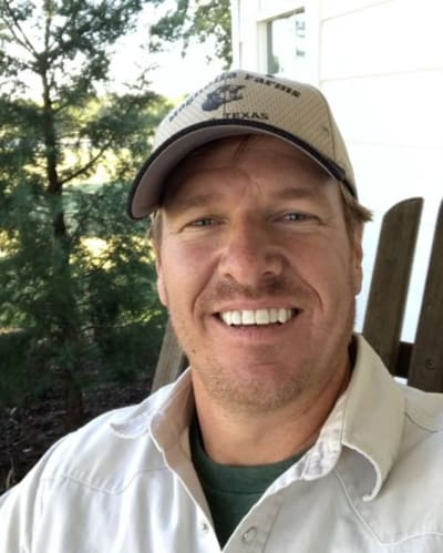 Chip Gaines Selfie