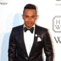 Lewis hamilton at cannes film festival