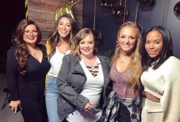 Teen mom og cast