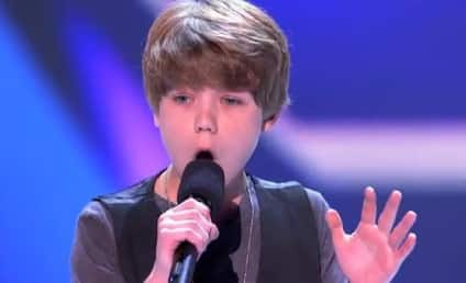 Reed Deming on The X Factor: The Next Justin Bieber?