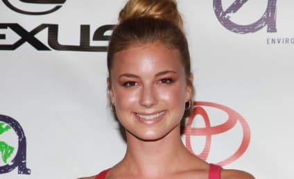 Emily VanCamp: Cast in Captain America 2!