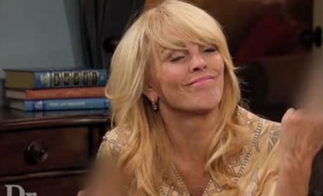 Dina Lohan on Dr. Phil Show