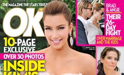 Kim Kardashian to Reach New Low, Debut Wedding-Themed Fragrance