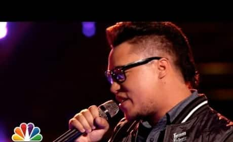 """Preston Pohl: """"Nothin' on You"""" - The Voice"""