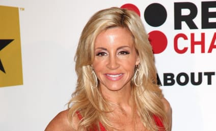 Camille Grammer: It's a New Journey!