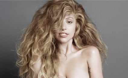 Lady Gaga: Nude, VERY NSFW in V!