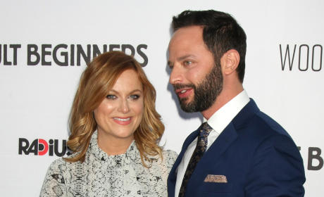 Nick Kroll and Amy Poehler