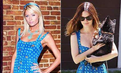 Fashion Face-Off: Paris Hilton vs. Rachel Bilson