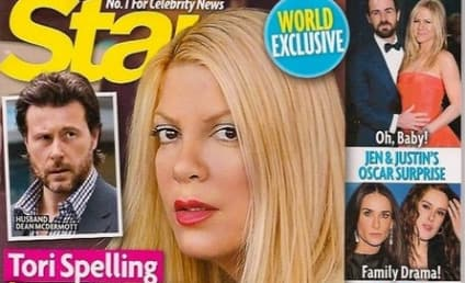 Tori Spelling Divorce Case: Pending? Worth $300 Million?!?