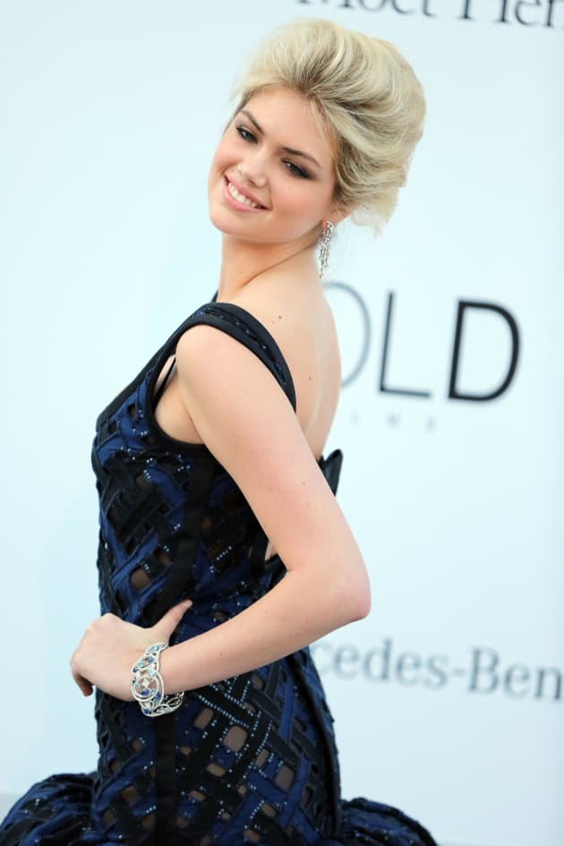 Kate Upton in Cannes