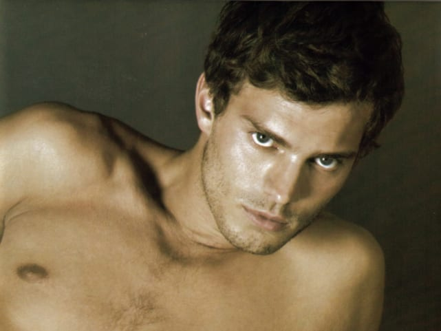Jamie Dornan Modeling