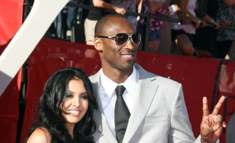 Is Vanessa Bryant a gold digger?