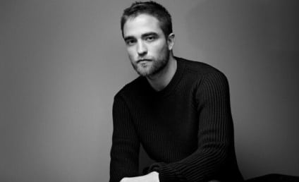 Robert Pattinson for Dior: First Photo!