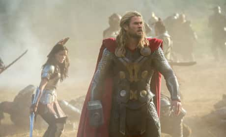 Thor: The Dark World Chris Hemsworth