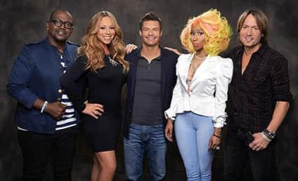 Mariah Carey on Nicki Minaj Feud: What Nicki Minaj Feud?!?