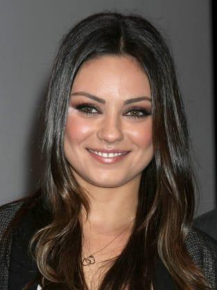 Close Up of Mila Kunis