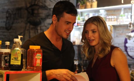 The Bachelor Sneak Peek: Will Olivia Caridi Get the Boot?