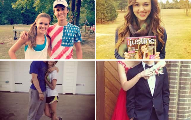 sadie robertson dating blake coward saving herself for
