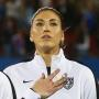 Hope Solo at the Olympics