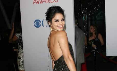 Vanessa Hudgens People's Choice Awards Dress