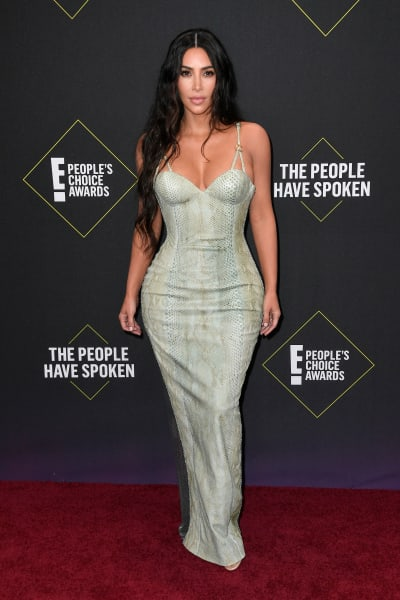Kim Kardashian at PCAs