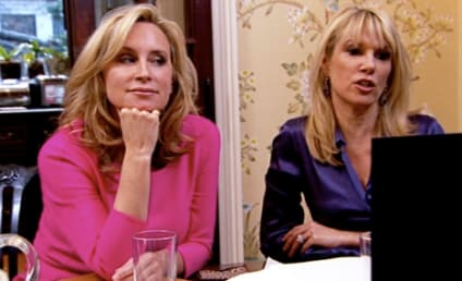 The Real Housewives of New York City Recap: You Want to What Me in the Where?