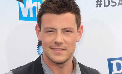 Cory Monteith: A Pro at Work, A Problem in Canada