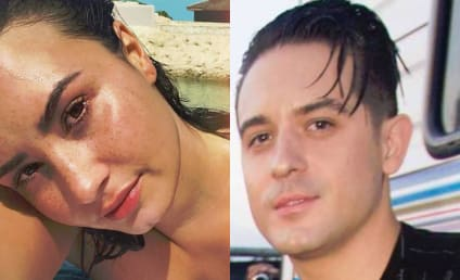Demi Lovato Spotted Partying with G-Eazy After Relapse, Concerns Deepen