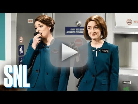 Saturday night live aer lingus sketch
