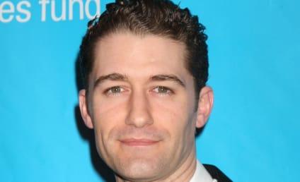 Adam Levine Signs Matthew Morrison to Record Label