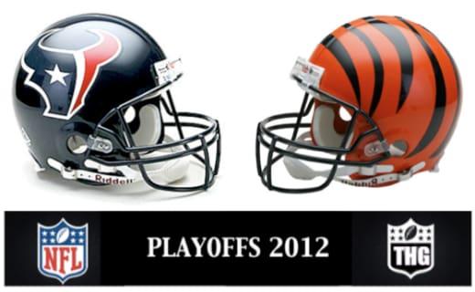 Texans vs. Bengals