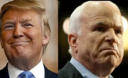 John McCain: Please Keep Donald Trump Away From My Funeral!