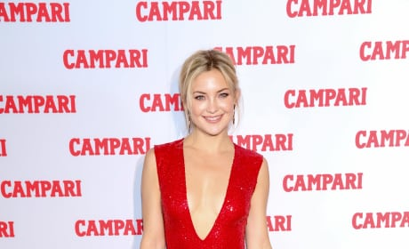 Kate Hudson: 2016 Campari Calendar Cover Girl