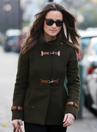 Pippa Middleton, Coat