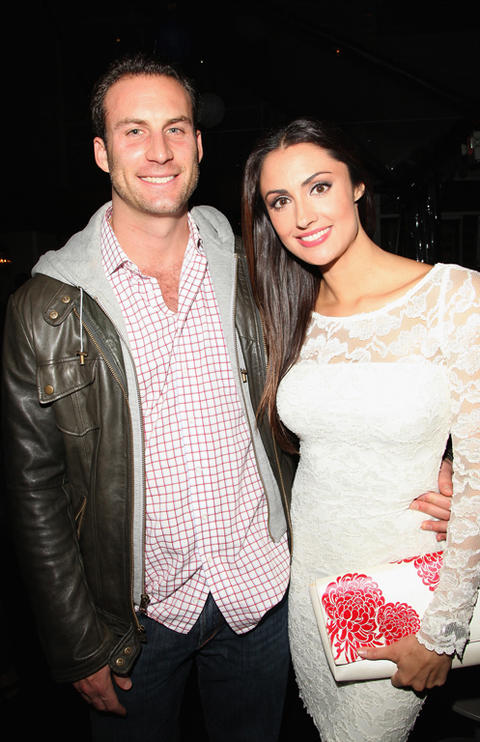Katie Cleary, Husband