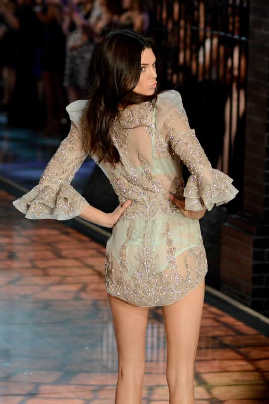 Kendall from the Back
