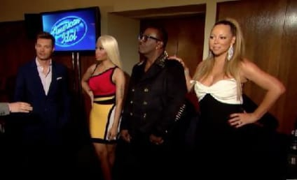 Mariah Carey in American Idol Interview: WTH?!?