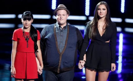 The Voice Top 12 Bottom 3