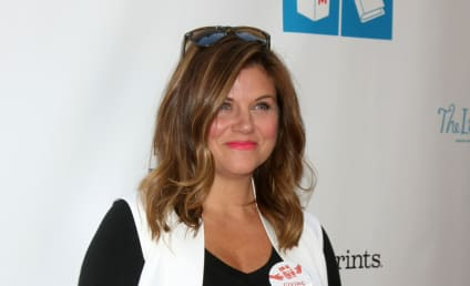 Tiffani Thiessen Welcomes Baby Boy!