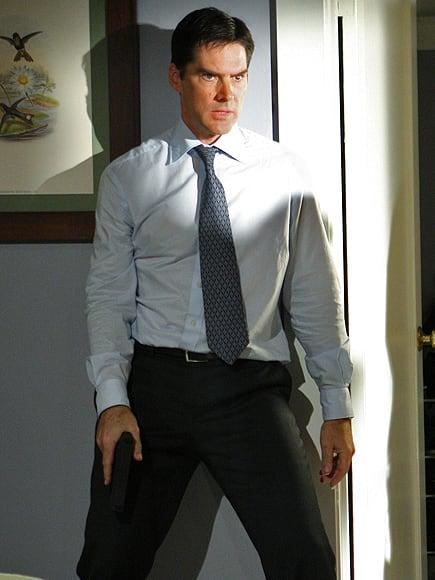 Thomas gibson as an agent